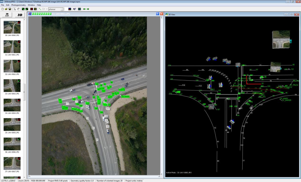Applications - Photometrix Photogrammetry Software