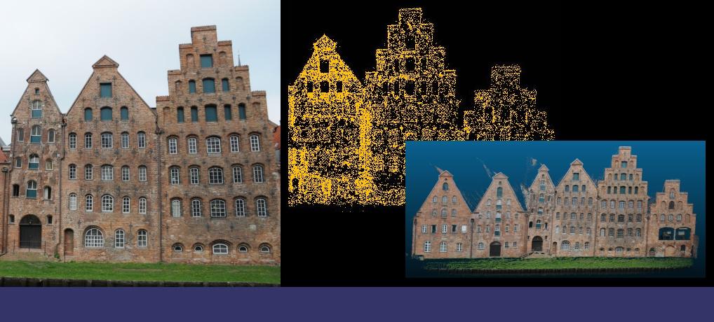 Architecture, building & heritage recording
