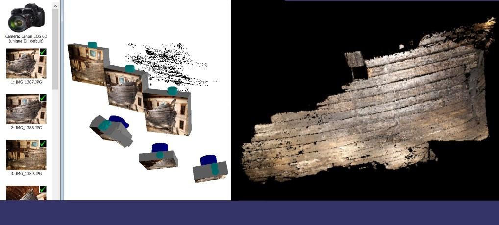 Heritage recording & archaeology